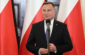 Prezydent oddał hołd ofiarom tragedii w Tatrach