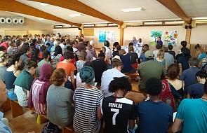 W Taizé trwa spotkanie młodych chrześcijan i muzułmanów