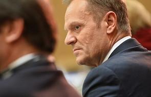Tusk: na spotkanie G7 lepiej zaprosić Ukrainę jako gościa niż Rosję