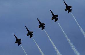 Myśliwce NATO ponownie przechwyciły rosyjskie samoloty