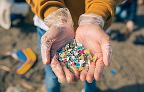 Na Arktyce spadł śnieg z plastikiem. Co znaleźli naukowcy?