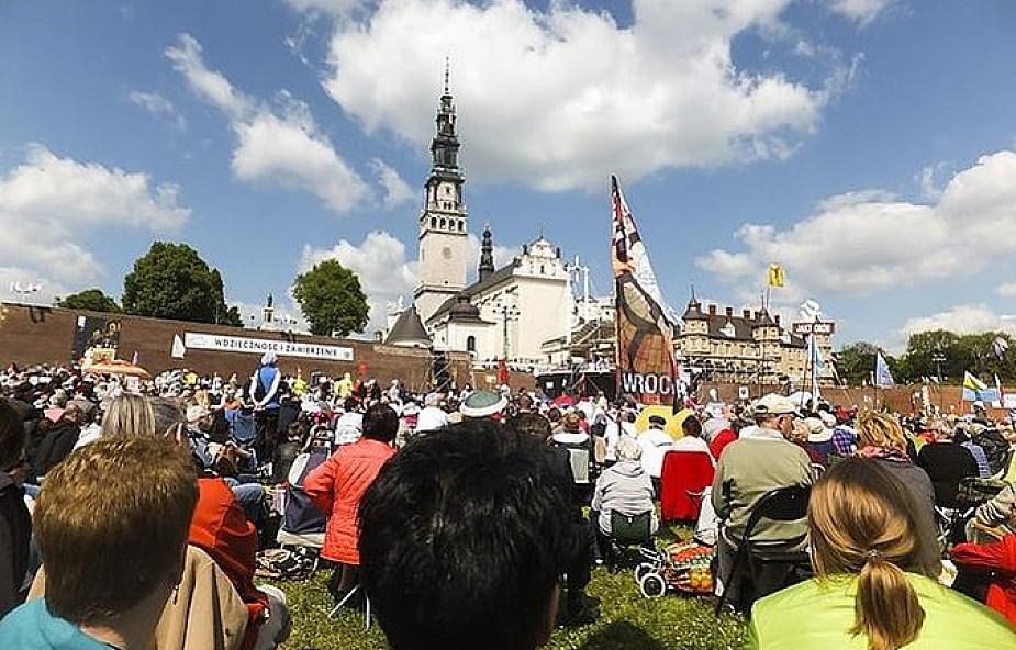 Jasna Góra: więcej pielgrzymów również na uroczystości 26 sierpnia