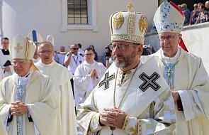 Abp Szewczuk: to, co dokonuje się w naszych wzajemnych relacjach jest błogosławieństwem bożym