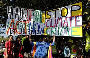 Brazylia: władze odrzucają pomoc finansową G7 na walkę z pożarami w Amazonii