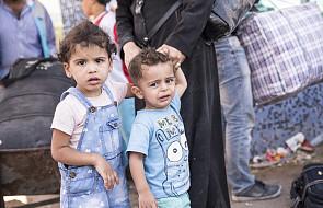 """Aleppo: projekt pomocy dzieciom """"Nazwisko daje przyszłość"""""""