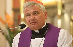 Kardynał Krajewski o tym, jak ksiądz powinien zachowywać się w kancelarii parafialnej