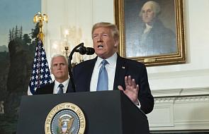 Trump: nasz naród musi potępić bigoterię, rasizm i białą supremację