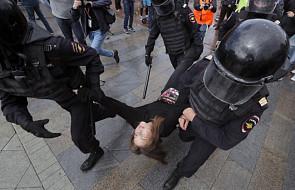 Niemieckie media o protestach w Moskwie: to zagrożenie dla władzy