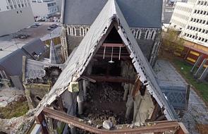 Nowa Zelandia: po trzęsieniu ziemi katedra w Chistchurch zostanie rozebrana