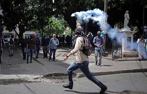 Honduras: wielotysięczne demonstracje przeciwko prezydentowi
