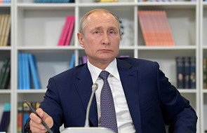 Ukraina / Zełenski: rozmawiałem z Putinem o sytuacji w Donbasie
