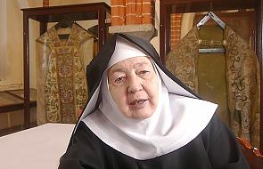 Siostra Borkowska o kluczowym pytaniu, które zbliża do Boga