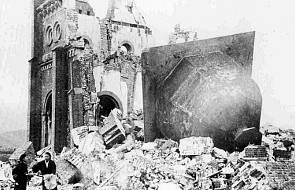 Gdy uderzyła bomba atomowa, ocalał tylko krzyż. Teraz wraca do Nagasaki