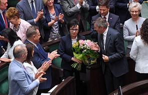 Sejm wybrał Elżbietę Witek na stanowisko marszałka Izby