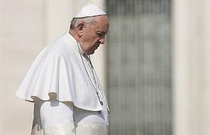 Franciszek apeluje o zaangażowanie w ochronę środowiska [DOKUMENTACJA]