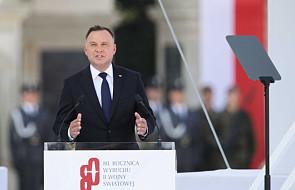 Prezydent: jesteśmy odpowiedzialni za to, by dramat II wojny światowej nigdy się nie powtórzył