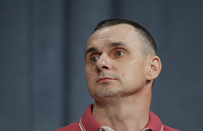Ukraina / Sencow: będę walczył o uwolnienie więzionych w Rosji i Donbasie