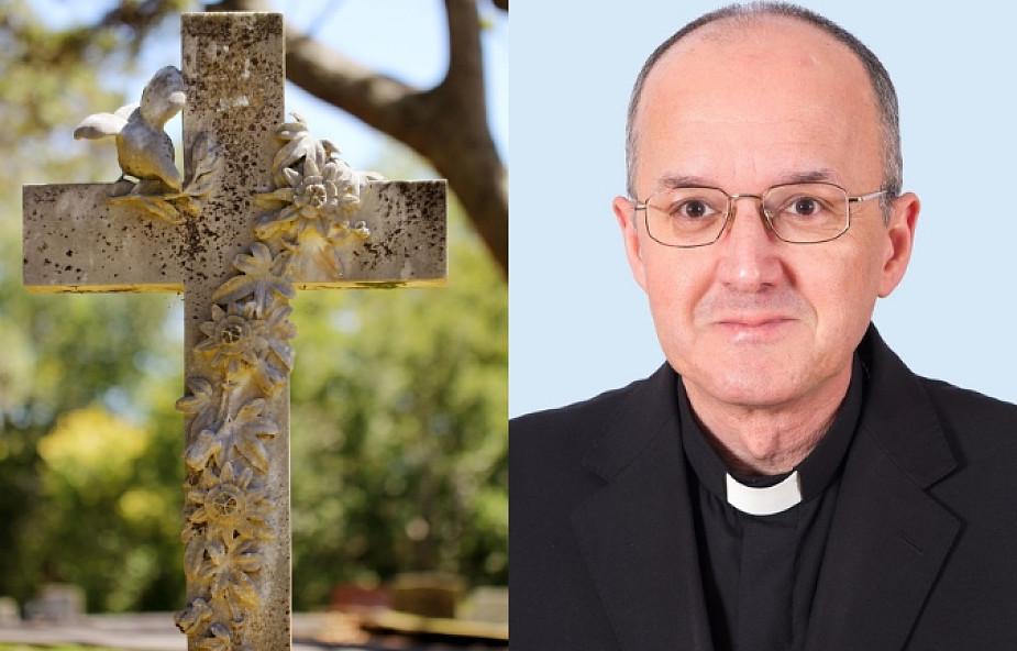 Biskup zakazał przemówień podczas pogrzebów. Chce chronić ceremonię przed smutnym przesłaniem