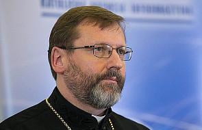 Abp Szewczuk: Ukraina czeka na wizytę papieża