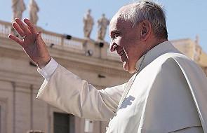 Franciszek do Polaków: proście o dar zwycięstwa dobra nad złem