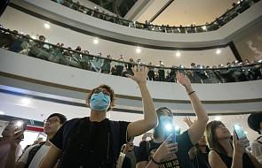 Policja w Hongkongu odmówiła zgody na niedzielny marsz protestu