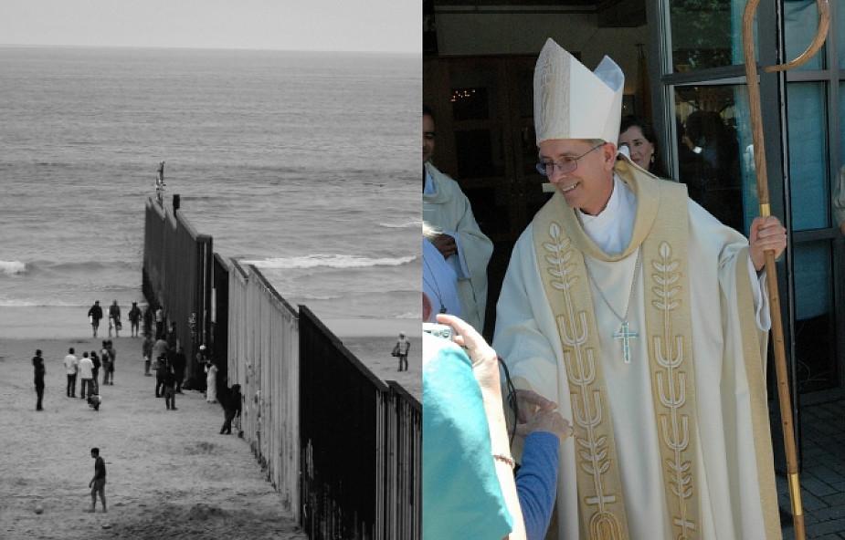Biskup założył specjalny fundusz dla migrantów. Dał im już sto tysięcy dolarów