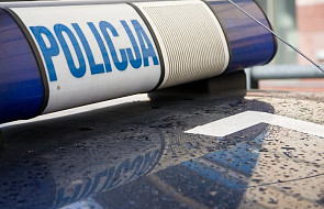 41-letni policjant zginął w wypadku w  województwie świętokrzyskim