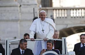 Papież pobłogosławił ikonę Matki Bożej dla cierpiącego narodu syryjskiego