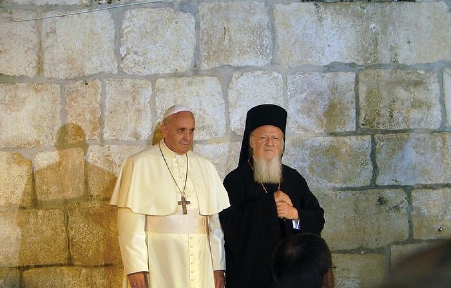 Patriarcha Bartłomiej o przekazaniu mu relikwii św. Piotra: ta decyzja była dla mnie zaskoczeniem