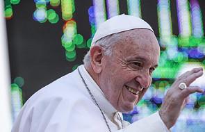Franciszek: sercem Ewangelii jest nieskończona miłość Boga do nas, grzeszników [DOKUMENTACJA]