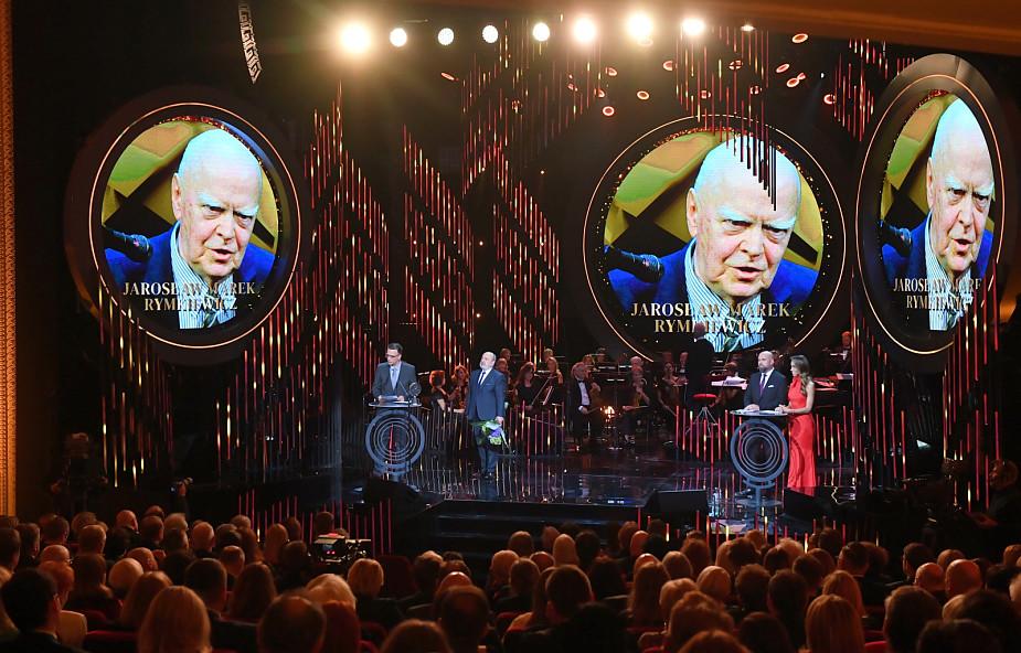 Jarosław Marek Rymkiewicz Laureat Nagrody Mediów
