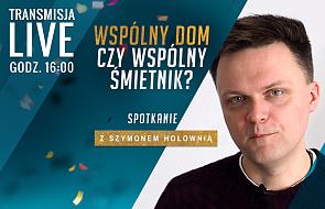 10. urodziny DEON.pl. Spotkanie z Szymonem Hołownią [TRANSMISJA LIVE]