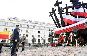 Premier upamiętnił ofiary sowieckiej agresji na Polskę w 1939 r.