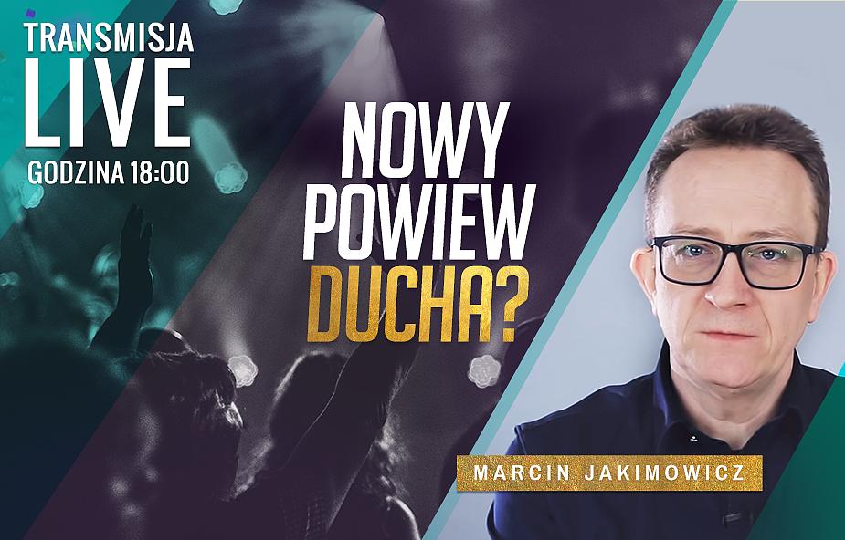 10. urodziny DEON.pl. Nowy powiew Ducha? [TRANSMISJA LIVE]