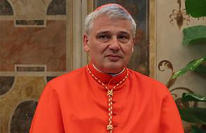 Kardynał Konrad Krajewski zapewnia otwarty kościół ubogim. Będą mogli adorować Najświętszy Sakrament