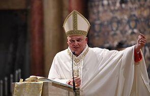 Kardynał Krajewski: to było dla mnie ogromne, dramatyczne przeżycie