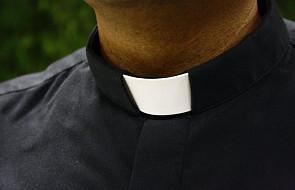 Policja zatrzymała księdza z Tarnowskich Gór. Jest podejrzany o molestowanie nastolatek