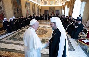 Franciszek ostrzega przed fałszywym pojmowaniem drogi synodalnej