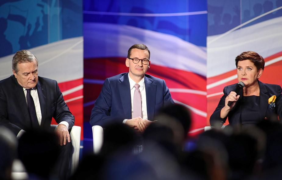 Premier Morawiecki przedstawił i podpisał w Katowicach Pakiet dla Przedsiębiorców