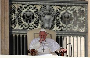 Papież: Kościół nie może głosić samego siebie, ale Jezusa