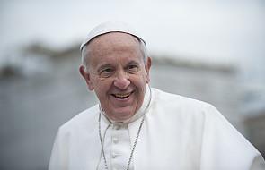 Franciszek zachęcił katolików do budowania pomostów z niewierzącymi