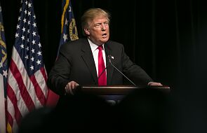 Biały Dom: Trump odniesie się do zarzutów Demokratów w procesie w Senacie