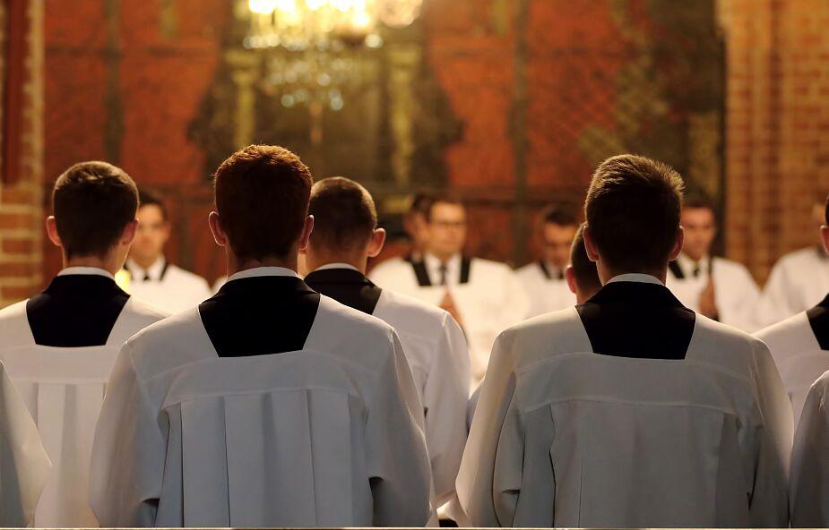 Instytut Statystyki Kościoła Katolickiego: można mówić o prawdziwym kryzysie powołań