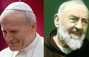 Badacz życia Ojca Pio ujawnia informacje o nieznanym spotkaniu z Janem Pawłem II