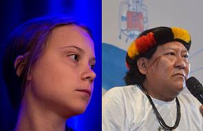 """Greta Thunberg i przedstawiciel tubylczej ludności Brazylii laureatami """"alternatywnego Nobla"""""""