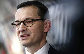 Morawiecki: jesteśmy w stałym kontakcie z prezydentem ws. sytuacji na Bliskim Wschodzie