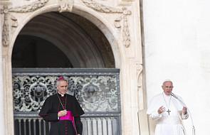 Papież wspomina trzęsienie ziemi we Włoszech w 2016 r.