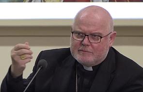 """Kard. Marx: biskupi Niemiec potwierdzają """"drogę synodalną"""""""