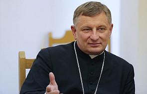 Bp Zadarko: z ust najbardziej zdeklarowanych katolików, słyszałem niechęć do przyjmowania uchodźców [WYWIAD]