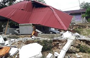 Indonezja: do 30 wzrosła liczba ofiar śmiertelnych trzęsienia ziemi